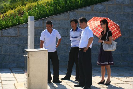 城市化委员会考察调研大连市长海县獐子岛镇