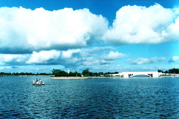 东营——镶嵌在黄河入海口的明珠