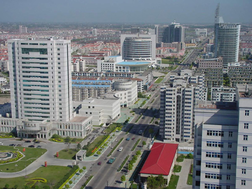 【关于新型城市化建设的调查报告】