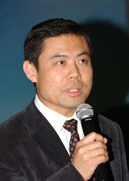 王凯——中国城市规划设计研究院总规划师