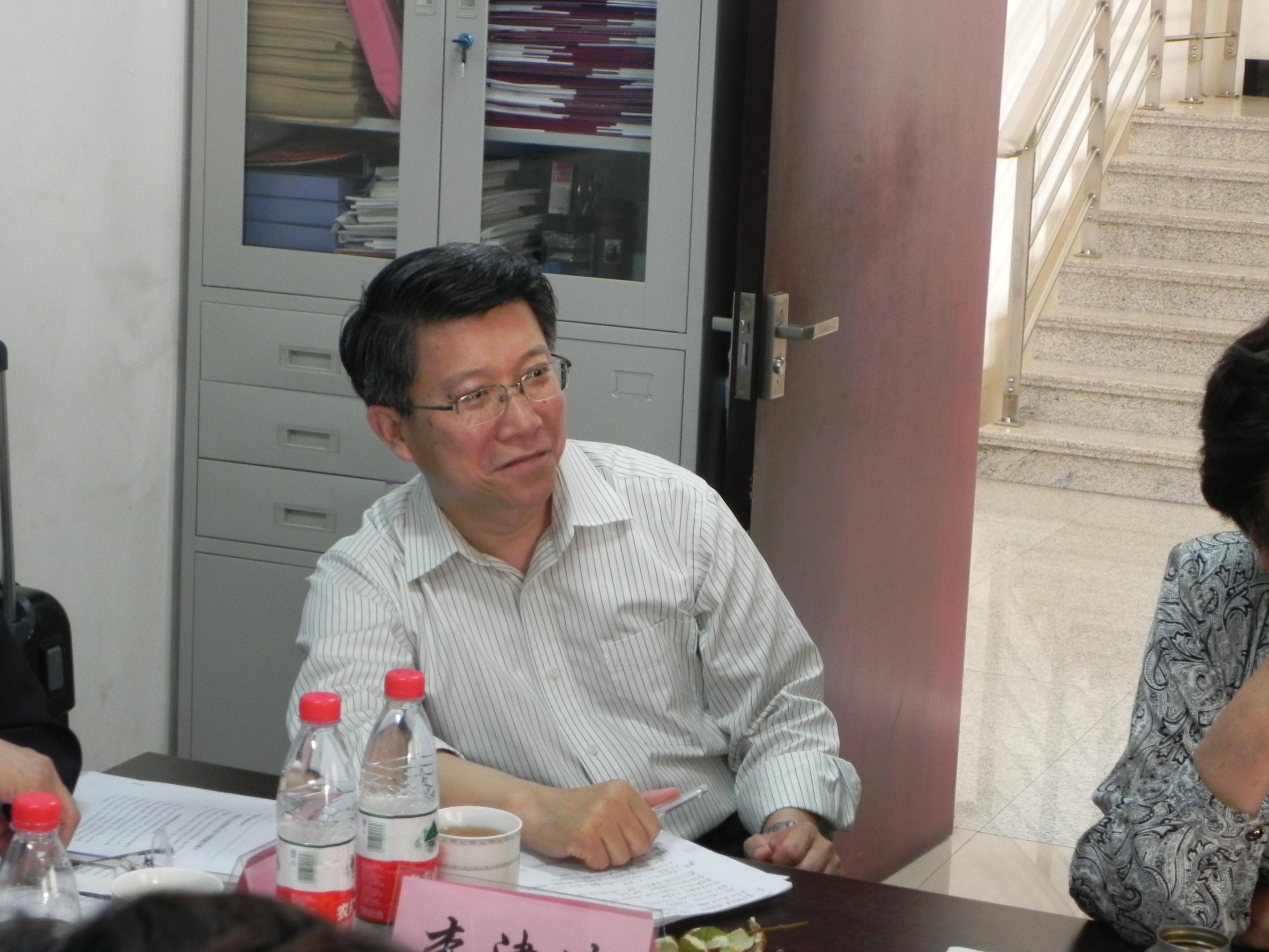 李津逵:中国国际城市化发展战略研究委员会战略咨询副主任