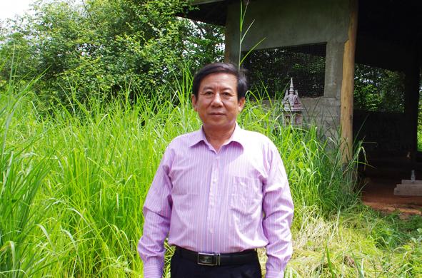 丁章林:中国以老养老银族创新工程课题组副组长、中国正信集团有限公司监事会主席