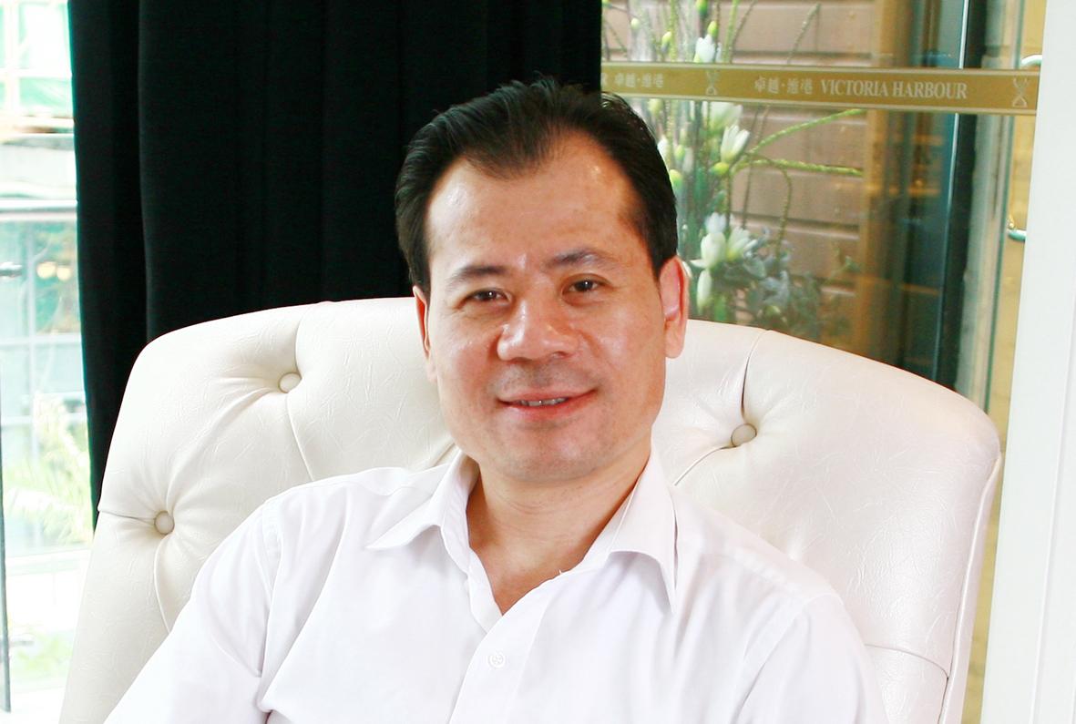 蔡义鸿:城市化委员会秘书长、《城市化》杂志社社长
