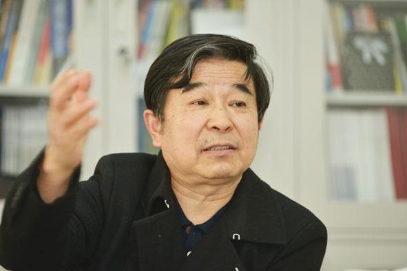顾云昌 中国房地产研究会副会长