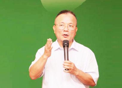 江智超:台湾慈济慈善事业基金会广东地区志工领队