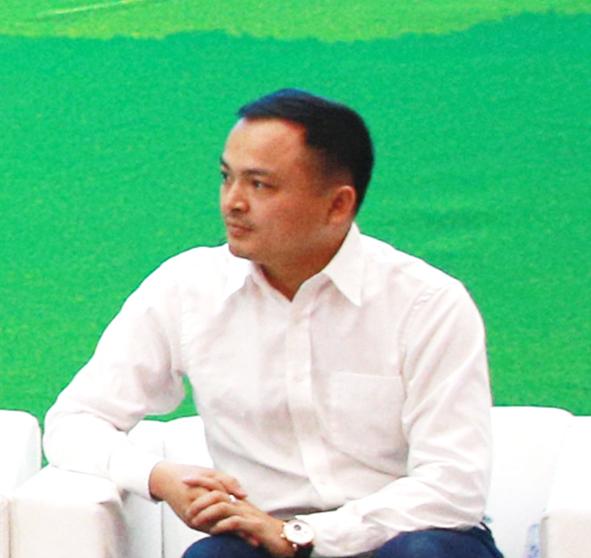 钟新球:创艺园文旅集团总裁