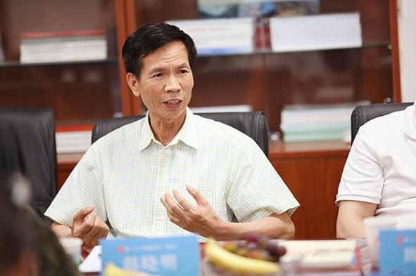 韩晓明   城市化委员会城市可持续发展专委会副主任、北京云鼎环境工程有限公司总经理、高级能源管理师