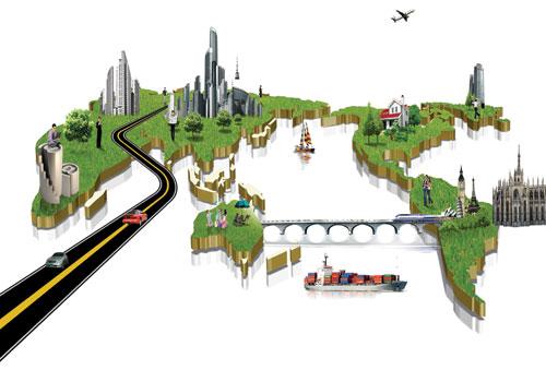 县城总体规划为例,探讨总体规划阶段在空间布局上