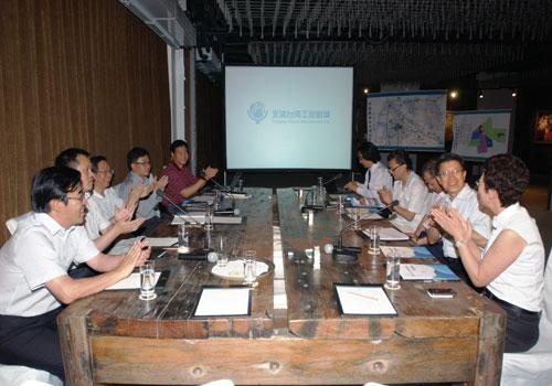 我们参与天津滨海新区北塘镇改造更新的经验体会:一是,要有战略
