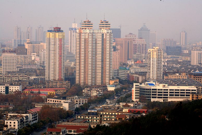 徐州 陇海-兰新经济带崛起的中心城市