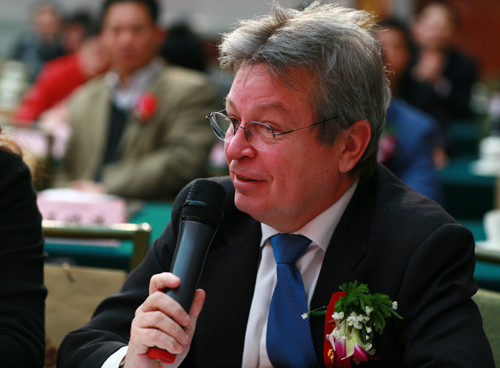 白立德 北京�N智企业有限公司总经理