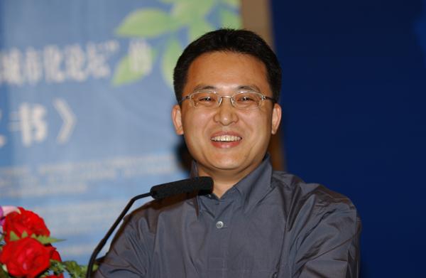 薛志峰:唯绿科技建筑节能投资有限公司总经理