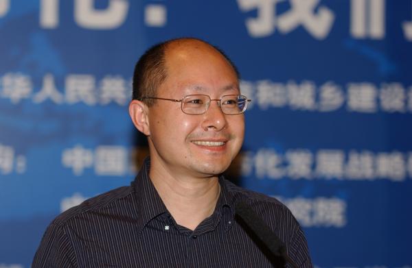 李迪华:北京大学景观设计学研究院副院长