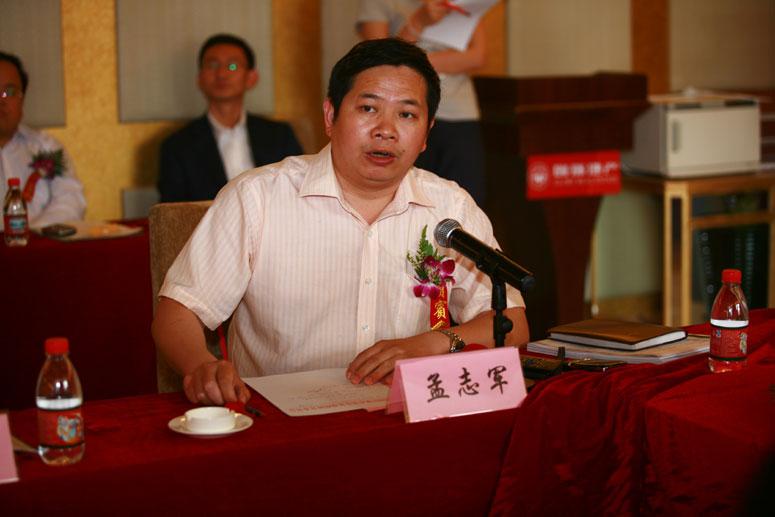 孟志军 北京市崇文区商务局局长