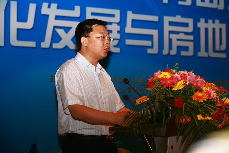 王元斌 城阳区人民政府副区长
