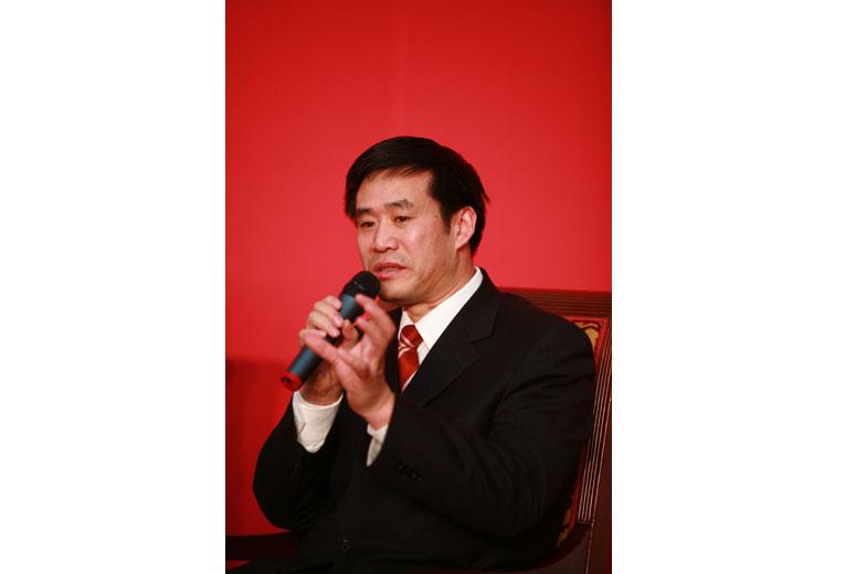 王国华 北京工业大学创意产业研究所所长、教授、博士