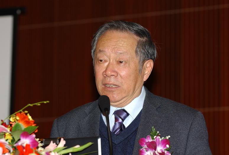 邹德慈 中国工程院院士、原中国规划设计研究院院长