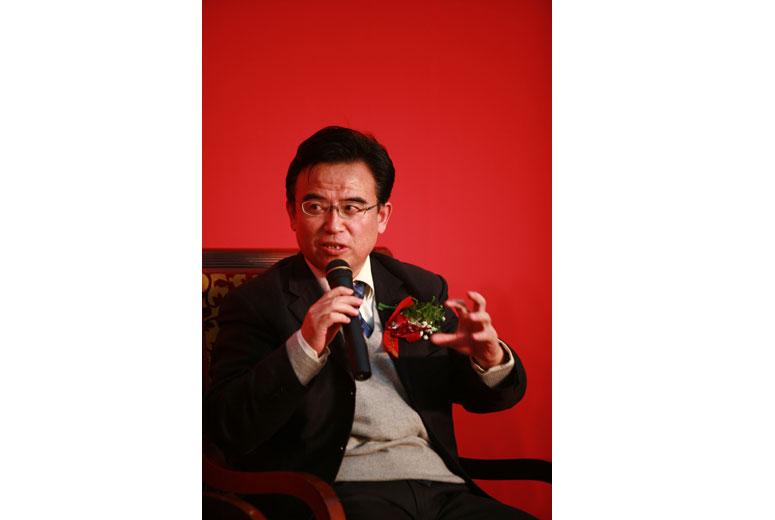 金元浦 中国人民大学文化创意产业研究所所长博士、教授、博导
