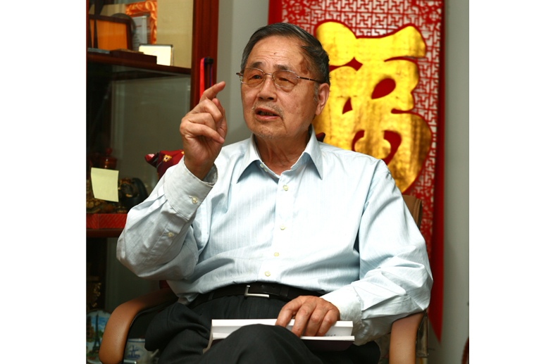 李京文  中国工程院院士 北京工业大学经管学院院长