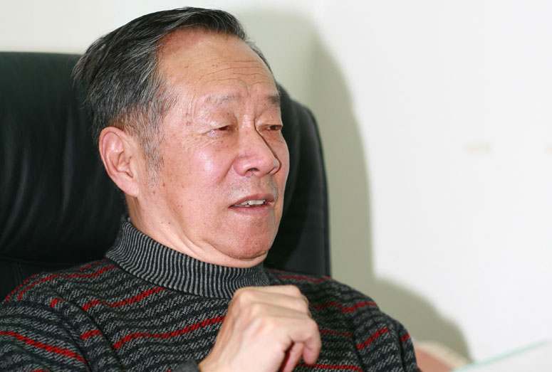 邹德慈   中国工程院院士