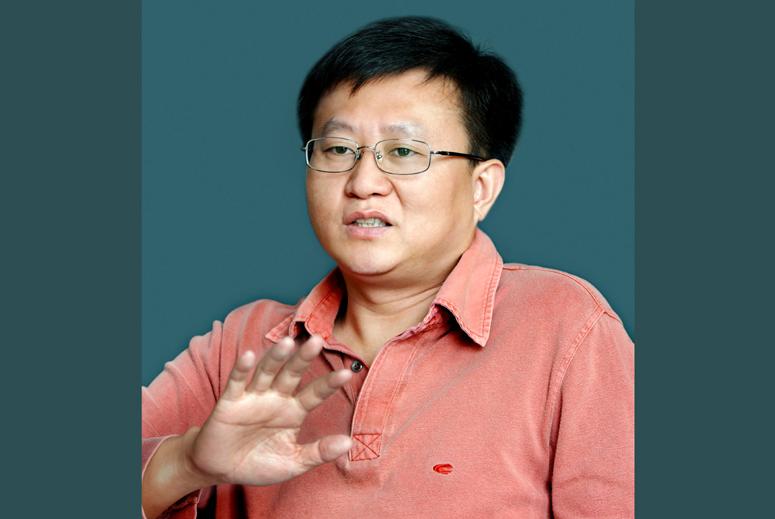 林少洲  北京厚土机构主席