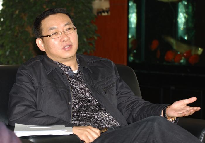 田汉:京汉置业集团股份有限公司董事局主席图片