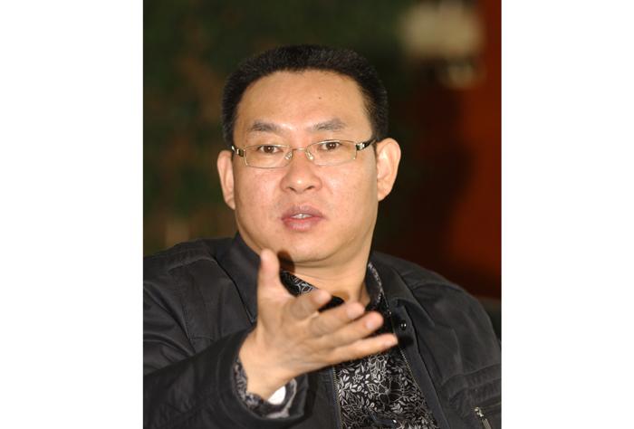 田汉:京汉置业集团股份有限公司董事局主席
