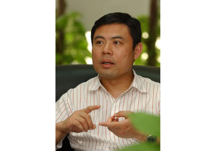 王凯 中国城市规划设计研究院总规划师