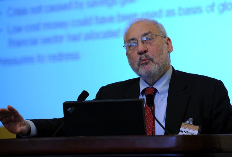 斯蒂格利茨 美国经济学家
