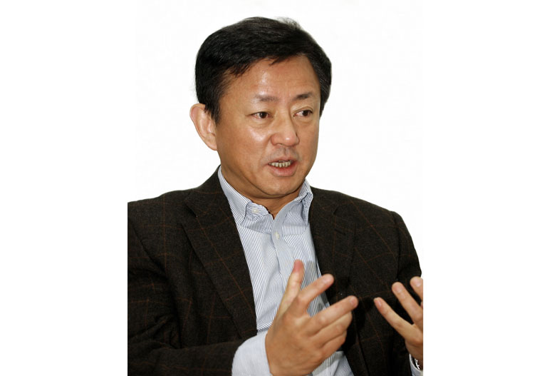 樊纲  中国综合开发研究院院长