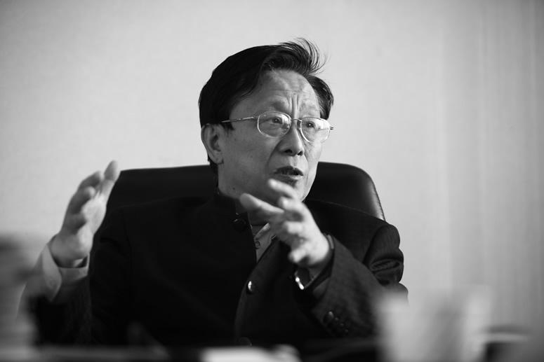 姜鹏明 北京绿创环保集团董事局主席