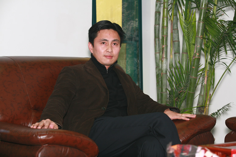 杨武  北京传世基业房地产开发(徐州)有限公司总经理