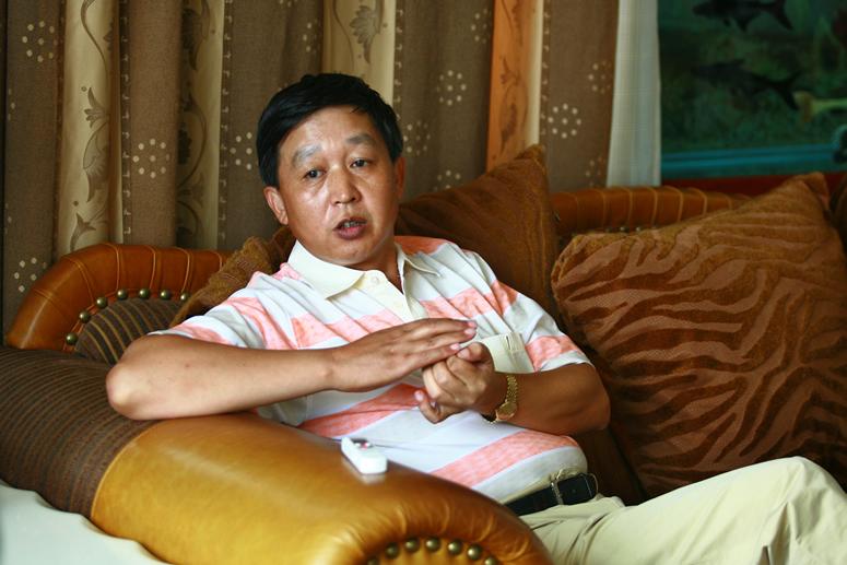 朱凤泊 北京宝氏华商经济发展集团董事长