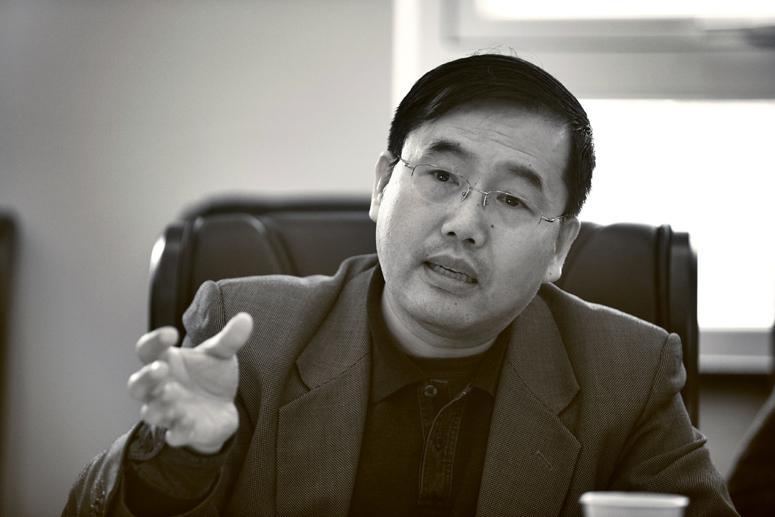 邵念强 管理学专家