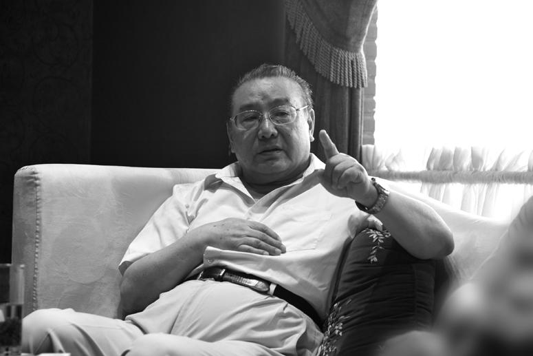 刘仪舜 原全国人大财经委员会《国有资产法》起草工作组组长