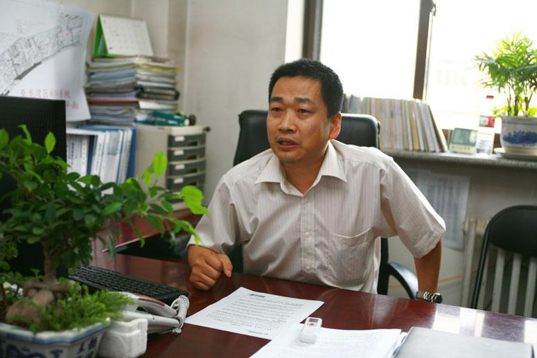 宋孝春  中国建筑设计研究院第一暖通空调设计研究室主任