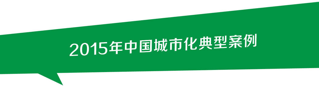 """党的十八大将新型城镇化提升到了国家战略。新型城镇化就是要以城乡统筹、城乡一体、产城互动、节约集约、生态宜居、和谐发展为基本特征,推进大中小城市协调发展。在城市化委员会发布的""""2015年中国城市化典型案例""""名单中,建设脚印城市、海绵城市、循环城市湛江城市绿色城市化之实践、山东省禹城市以""""两区同建""""推进新型城镇化的探索与实践、长沙县浔龙河生态艺术小镇、北京市平谷区大兴庄镇西柏店村""""美丽智慧乡村""""集成创新试点建设的实践、丹麦区域供暖技"""